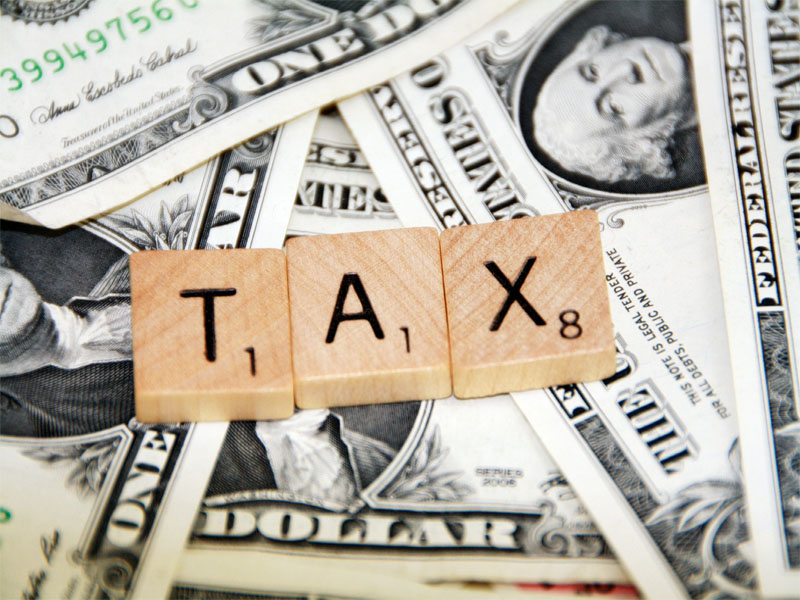 Impostos nos Estados Unidos para empresas