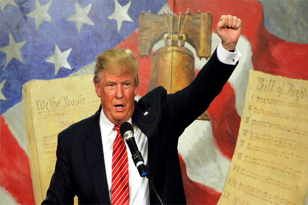 Investir nos EUA - Donald Trump