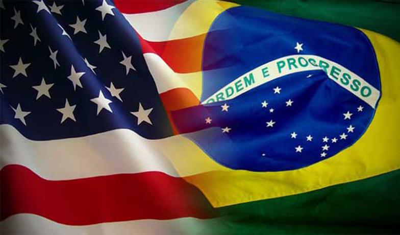 As relações comerciais entre Brasil e Estados Unidos